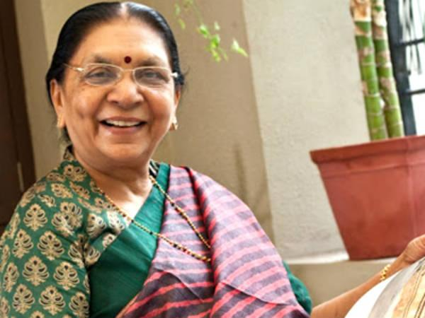 Anandiben Patel Will Became The New Governor Madhya Pradesh