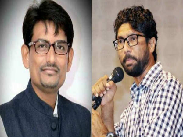 Mla Jignesh Mevani Accused Govt Corruption Alpesh Thakor Ga