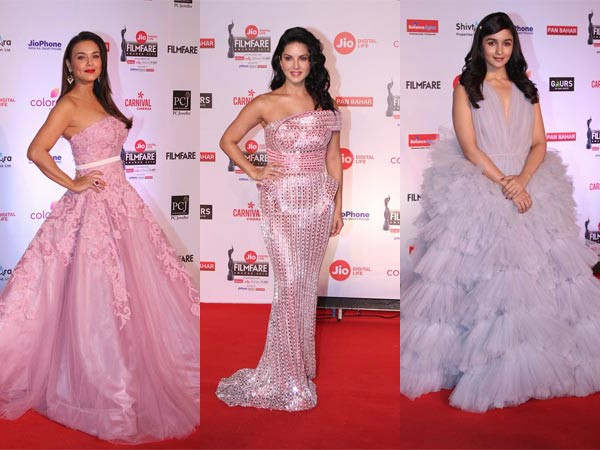 Filmfare Awards 2018 Red Carpet