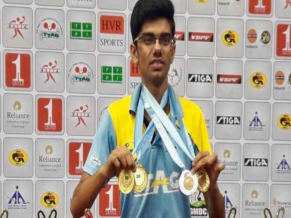 Gujarat S Manav Thakkar Gets Second Place In Under 18 Tennis World Ranking