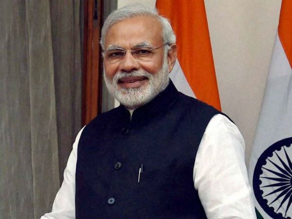 Narendra Modi Rahul Gandhi Wished The Nation Happy New Year