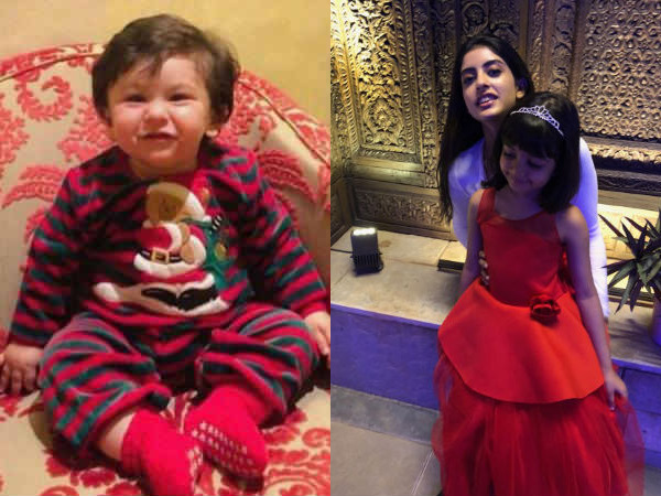 Bollywood Star Kids Welcomed 2018 With Style Swag