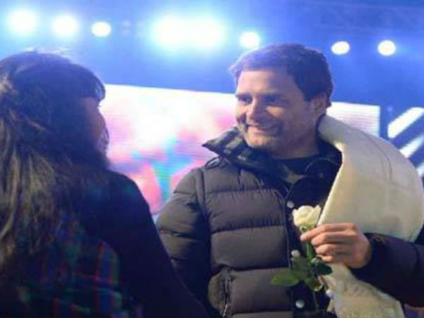 Rahul Gandhi Wears 70k Jacket Meghalaya Bjp Hit On Him