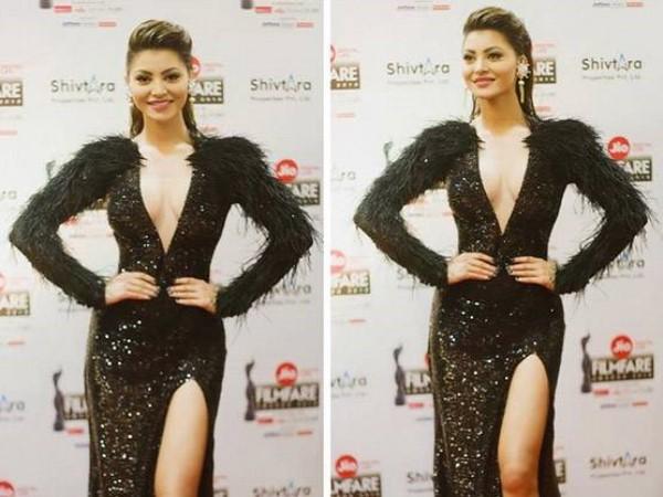 rd Jio Filmfare Awards 2018 Urvashi Rautela Gets Troll Social Media Reaction
