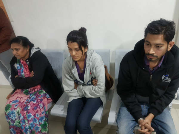 Vadodara Police Arrested 3 Under The Charge Drugs Smuggling