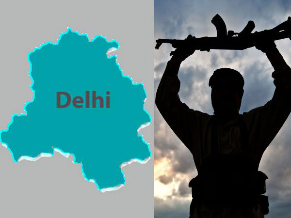 Delhi On High Alert Ahead Of Republic Day