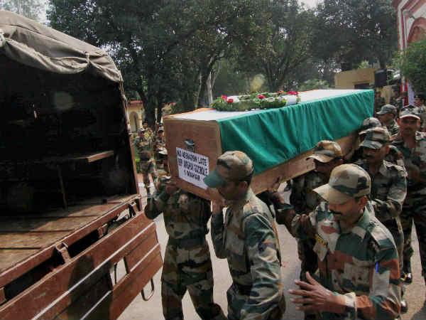 પાકિસ્તાનને ફરી કર્યું સીઝફાયરનું ઉલ્લંધન, BSFનો જવાન શહીદ