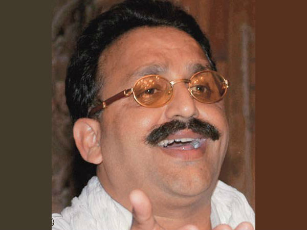 Bahubalu Mla Mukhtar Ansari Suffers Heart Attack In Banda Jail Wife In Shock Critical Condition