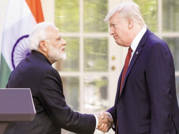 Donald Trump May Meet Pm Modi At World Economic Forum In Davos
