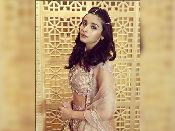Alia Bhatt S Avatars For Best Friend S Wedding
