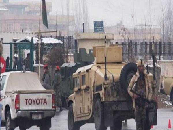 Afghanistan Marshal Fahim National Defence University In Kabul Under Attack 5 Solders Killed