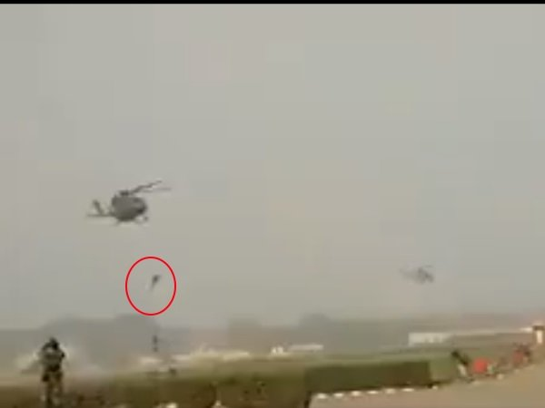Three Jawans Of The Indian Army Got Injured During Practice Drill Ahead Of The Army Day