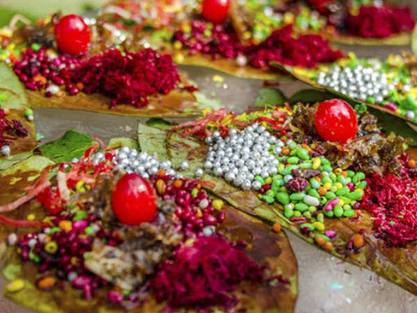 Prince Paan Corner Masters In The Art Of Making Paan