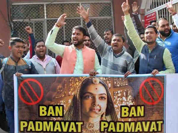 Sc Hear Plea Of Rajasthan And Mp Against Release Of Padmaavat