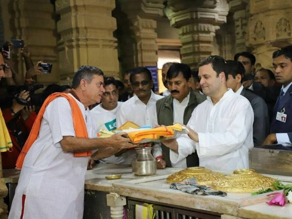 Congress Has Decided To Revive 148 Ram Temples In Saurashtra Distribute Pooja Kits