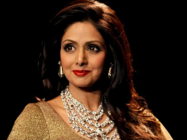 Sridevi About One Crore People Searched Sridevi On Google