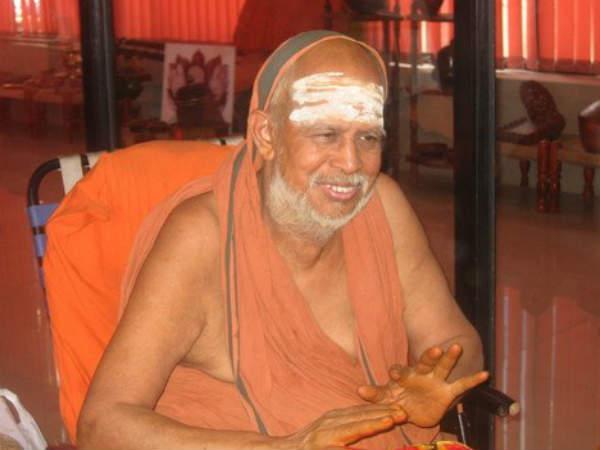 Kanchi Mutt Jagadguru Sri Jayendra Saraswathi Shankaracharya Died At