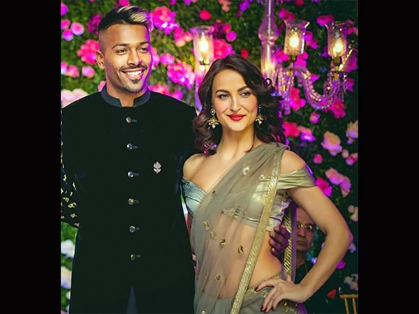Elli Avram Speaks On Her Secret Relationship With Hardik Pandya