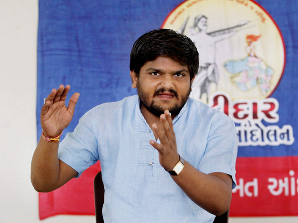Hardik Patel Restart His Reservation Campaign With Fresh Str
