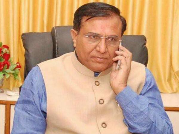 Ex Mayor Junagadh Jitubhai Hirpara Died Road Accident