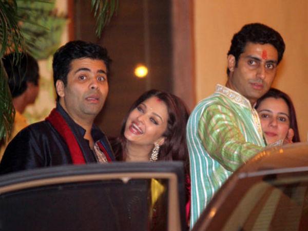 Karan Johar Does Not Like Holi And Abhishek Bachchan Is Main Reason Behind