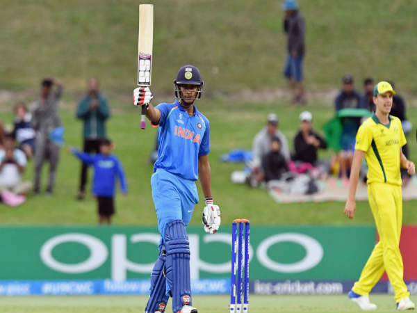India U19 vs Australia U19 world cup Final