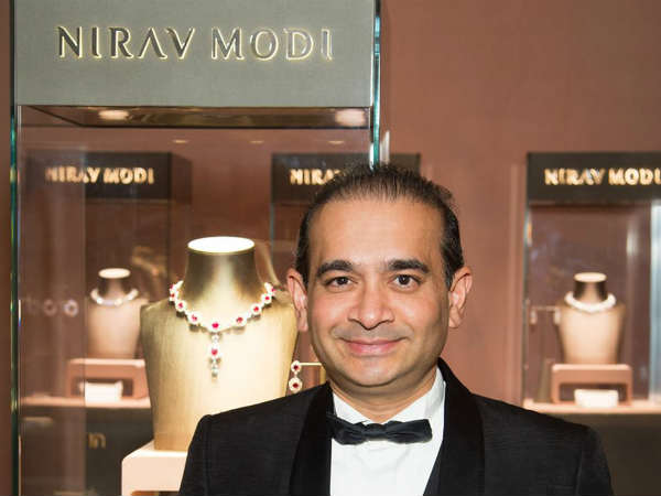 Punjab National Bank Says 1 8 Billion Fraud Nirav Modi Nam