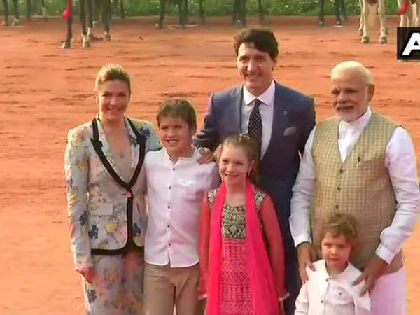 Narendra Modi Meet Canadian Pm Justin Trudeau Today