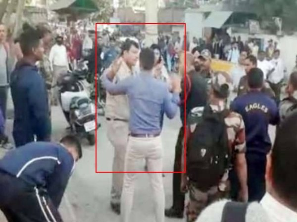 Army Personnel Beaten Delhi Police Constable In Cantonment Area