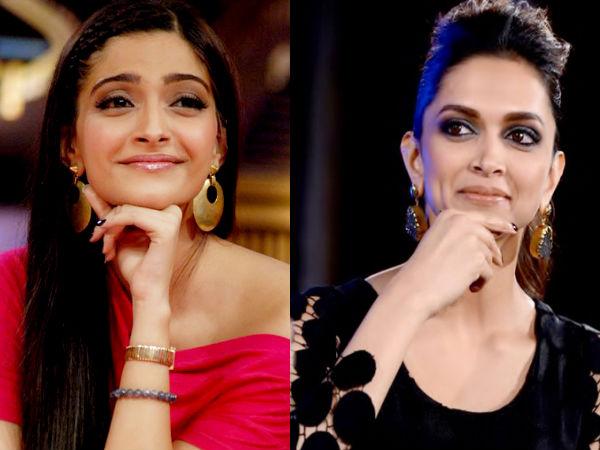 Angry Sonam Kapoor Slams Journalist When Asked About Deleting Deepika Padukone Padman Video