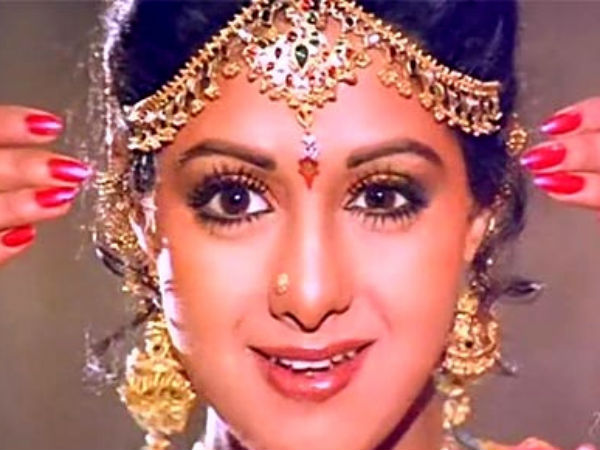 Veteran Actor Sridevi Passes Away Here Is Her Last Video