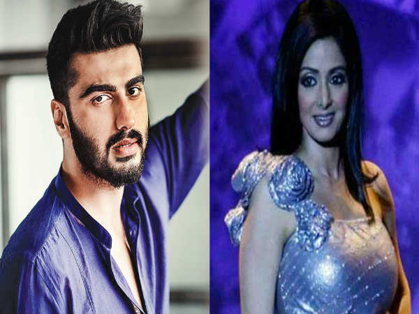 Coincidence Arjun Kapoor Reached Dubai Sri Devi Dead Body Process Done