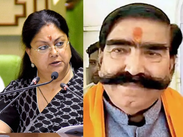 Audio Clip Of Bjp Mla Gyan Dev Ahuja Blaming Vasundhara Raje For Poll Defeat