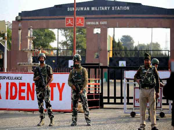 Jammu Kashmir Sunjwan Terror Attack Dgp Says Pakistan Behind It