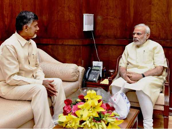 Chandrababu Naidu Calls Emergency Meet Likely Announce The End With Bjp