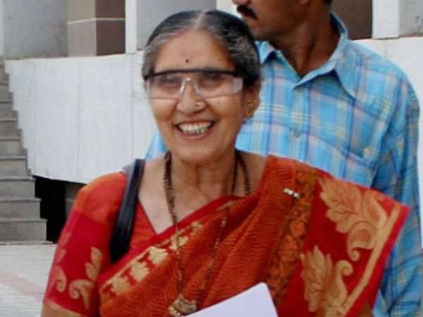 Prime Minister Narendra Modis Wife Jashodaben Has Been Injured