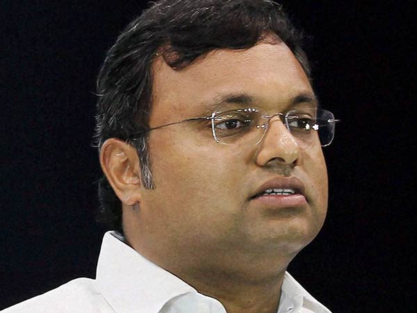 P Chidambaram Son Karti Chidmbaram Arrested Cbi