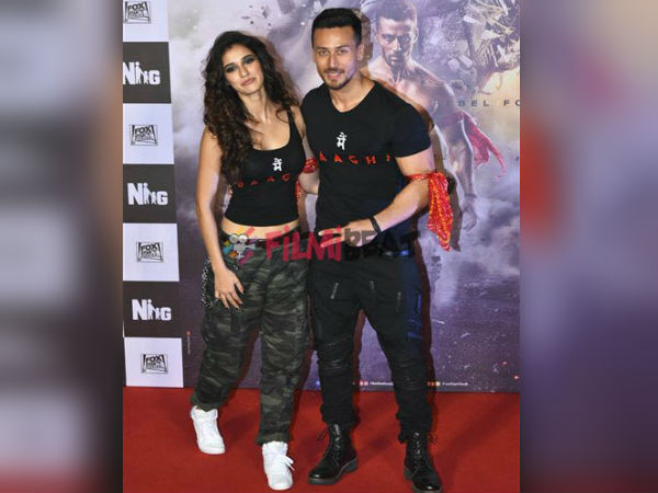 Baaghi 2 Promotions Everything Is Not Well Between Disha Patani Tiger Shroff