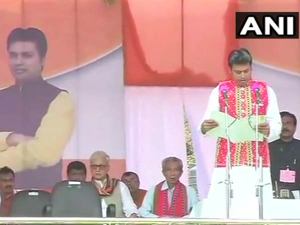 Biplab Deb Be Sworn As Tripura Cm Today