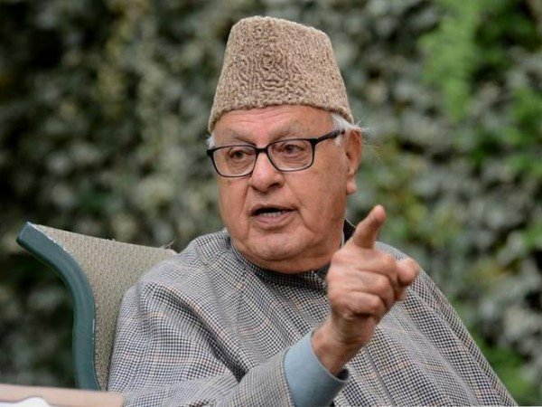Farooq Abdullah Says Jinnah Did Not Want Pakistan Muslims