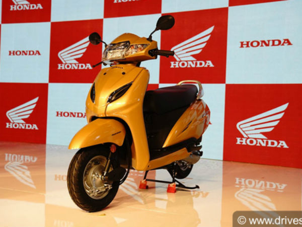 Honda Activa 5g Top Speed Mileage Acceleration Fuel Capacity Weight And More