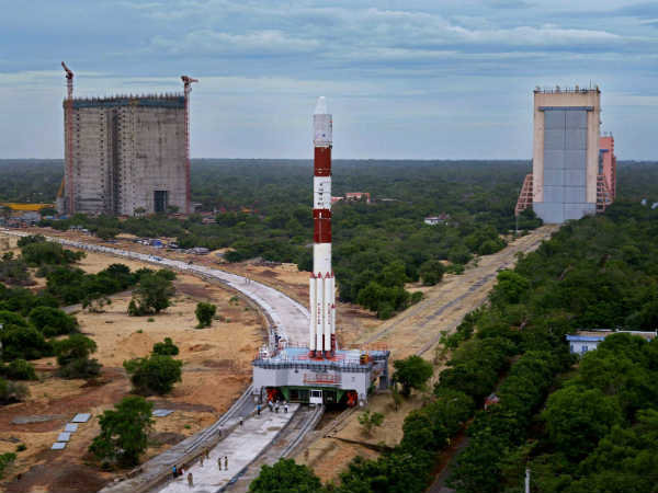 Isro Launch Gsat 6a Communication Satellite From Sriharikota