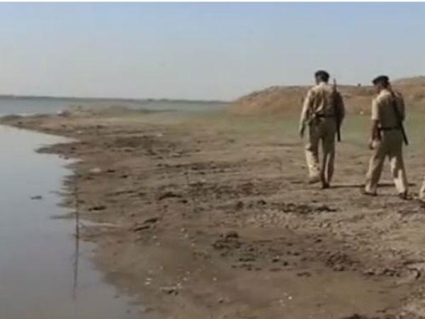 Stop The Water From The Two Dams Ranjit Sagar Jamnagar Farmers