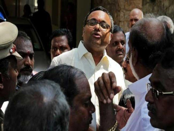 Today Karti Chidambaram Court Inx Media Case