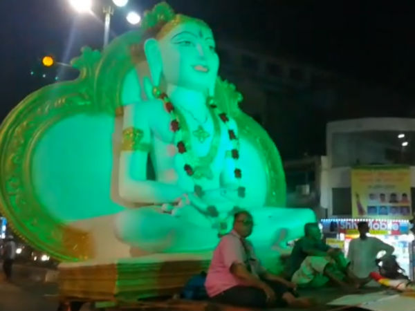 mahavir jayanti celebration