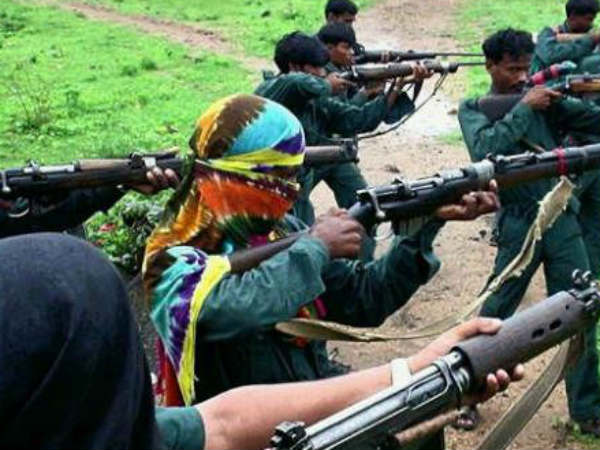 Four Women Maoists Killed Odisha Encounter