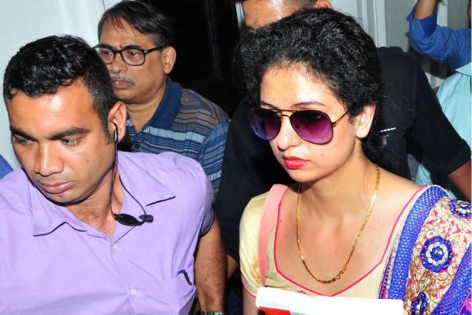 Mohammed Shami Refuses Meet Wife Hasin Played With Daughter