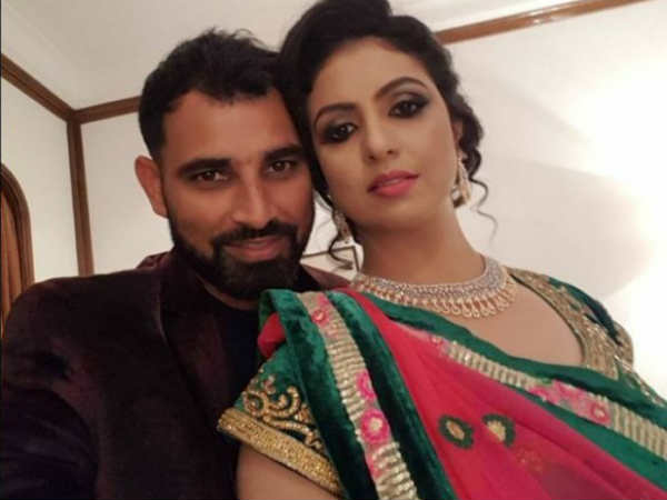 Hasin Jahan Accuses Mohammad Shami Of Having Extramarital Affair With A Pakistan Girl