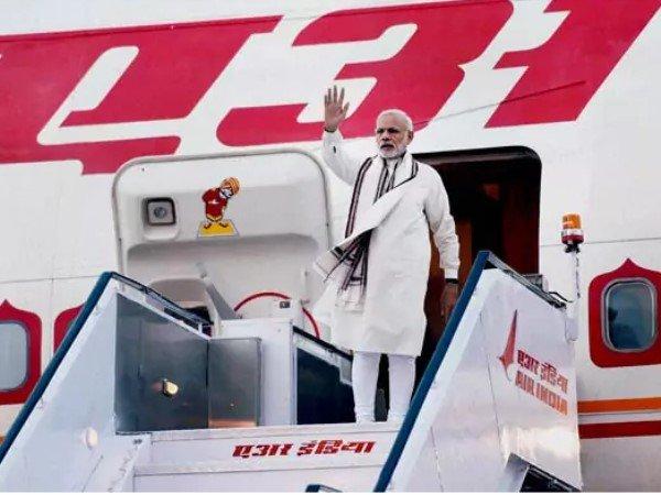 Air India Didn T Disclose Pm Modi S Flight Records Under Rti