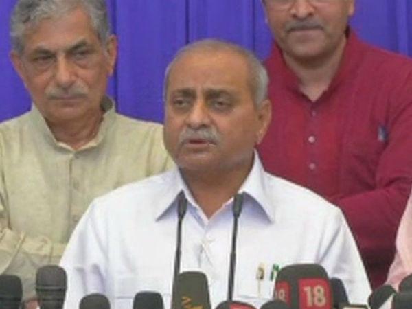 Rajya Sabha Election :રાજ્યસભાની ચૂંટણીને લઇને રાજકારણ ગરમાયું, 4 બેઠક 6 ઉમેદવાર